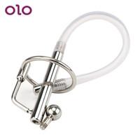 OLO Stimulez urétral Prince-Stretching Sex Toys pour les hommes gais Penis Plug Catheter Sounding dilatateur Sex-Shop