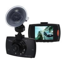 """Freeshipping Full HD 1080 P 2.7 """"Carro dvr Câmera Dvr Recorder + Detecção de Movimento de Visão Noturna G-Sensor 32 GB Dvrs Traço Cam Caixa Preta"""