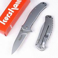 Большой OEM Kershaw 1660 1730SS 3655 Cryo Assisted G10 ручка тактические складные ножи 8Cr13Mov 58HRC кемпинг охота выживание карманные ножи