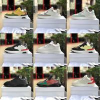DHL Shippint libero 20ss nuovo del progettista del Mens Sneakers Fashion Designer di lusso Scarpe uomo pantshoes formatori Reazione a catena di scarpe con la scatola