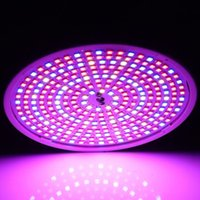E27 Grow Light Bulb Plant Growing Light Lamp 290 LED Indoor ...
