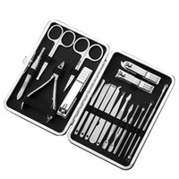 3 Piece Set of Childrens Cutlery Blade Fork Spoon Camping Stainless Steel RF