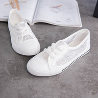 Women Casual Lace Shoes 2019 Women Flats Shoes Sneaker Fashi...