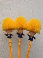 Hot Bathroom Trump Toilet brush & Holder Home Bathroom Clean...