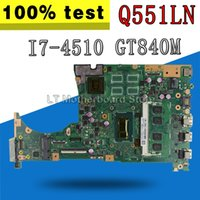 Q551LN Motherboard 4G Memory GT840 I7- 4510 REV2. 1 For ASUS Q...