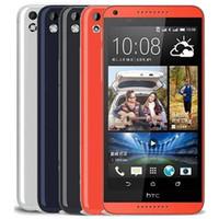 원래 쓰자 HTC 디자 이어 (816) 5.5 인치 쿼드 코어 1.5GB RAM 8기가바이트 ROM 1300 만 화소 카메라 3G 잠금 해제 안드로이드 스마트 모바일 전화 무료 DHL의 10PCS