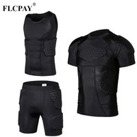 Doublure hommes Costume Anti-Collision Compression équitation Costumes Shorts Gilet Football Basket-ball Patinage Sport Anti-collision