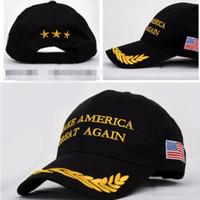 chapeaux de sport casquettes de baseball USA hommes de drapeau de la mode des femmes des cap faire de l'Amérique une grande lettre à nouveau chapeau aonald snapback républicain