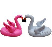 Ins надувной плавать кольцо матрас детские водные виды спорта плавающий фламинго лебедь павлин сиденья кольца поплавки воды бассейн трубки пляж игрушка для детей