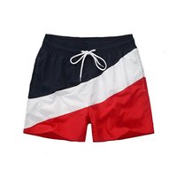 GOOD Board Shorts Mens Summer Beach Shorts Pantaloni Swimwear di alta qualità Bermuda Lettera maschile Surf Life Men Swim Tiger sup Shorts g pants 2019