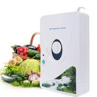 Beijamei LED Pantalla Purificador de aire portátil 600 mg Generador de ozono Multi uso para lavadoras de frutas vegetales