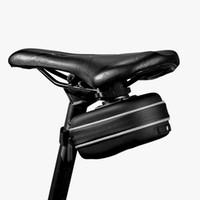 Mountain Road Велоспорт задних сидений Сумки Anti-портативный Tail езда оборудование Аксессуары для велосипеда Седло EVA Hard Shell сумка