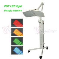 BIO-LIGHT THERAPY MACHINE / 4 لون PDT LED آلة / بقيادة ضوء العلاج الجلد آلة الرعاية