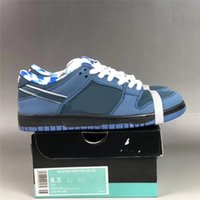 2019 Release Authentic Concepts x Dunk SB Blue Lobster Woman...