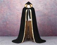 2020 New Cheap High Quality Velvet Wedding Outdoor Cloak Capes Coat Princess Wedding Shawl for Bridal Accessories wedding Cloak