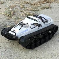 JJRC Q79 Fernbedienung 1:12 Crawler-Tank Auto Jungen Spielzeug, 12km / h, Drift-Wagen, Möwenflügeltür, 30 ° Kletter, 360 ° drehen, LED-Leuchten, Weihnachtskind-Geschenk, 2-2