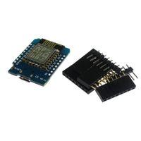 Livraison gratuite 10set D1 mini - Mini NodeMcu 4M octets Lua Conseil de développement de l'Internet des objets WIFI basé sur ESP8266