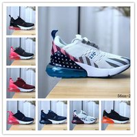 Designer 270 OG Breathable Mesh Kids Running Sneakers 27C OG...