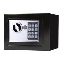 Caja fuerte con capacidad de almacenamiento de bloqueo de teclado digital de acero Muro