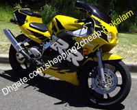 Для Honda CBR250RR 90 91 92 93 94 MC22 Желтый Черный CBR 250RR 1990-1994 Комплекты мотоциклов (литье под давлением)