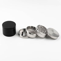 High Quality Herb Grinder 55mm 4 layers herb grinder metal Z...