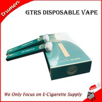 GTRS Pod Kit monouso 380mAh Battery Power Vape Pen Starter Kit 1.8ml 500 Puff E Shisha Pen VGOD STIG Authentic