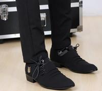 Лучшие продажи знаменитости стиль черный кружева-up пряжки Cusp обувь платье обувь мужская повседневная обувь жениха свадьба