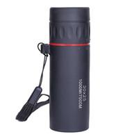Mini 30x25 telescopio monocular, HD compacta monocular para niños adultos Observación de aves Deportes Viajes acampa yendo de Pesca Caza y aventajan