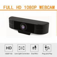 Full HD 1080P Mini Webcam Dahili Mikrofon İleri Teknoloji Video Çağrı Bilgisayar Periferik Web Camera Microsoft Youtube PC Dizüstü Cam için