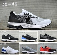 2019 React Mens Trainer Sports Running Racer Shoes zapatos deportivos tamaño 40-45