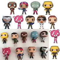 9 Styles SET POP Plastic Doll New Kids 10cm Cartoon Game Lla...