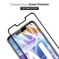For Huawei Mate 20 Lite Screen protector Tempered Glass Film...