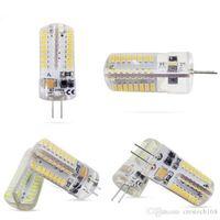 G4G9 1.5w LED3w4w5w7w AC DC12V220V110V 할로겐 램프 빛 360 광속 각 크리스마스 LED 전구 램프 CRESTECH