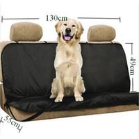 Étanche Pet Car Seat Protector voiture Backseat Mat Cover Pet Car Dog Cat Voyage Outdoor Cover