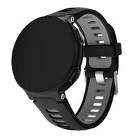 1 parça Spor aksesuarları için Yumuşak silikon yedek bileklik kayışı montres de tasarımcı hommes dökün montre de luxe hommes dökün