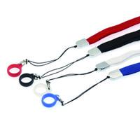 vaporizador cordón con conector de anillo para coco myle mt phix ecig cadena de la pluma Necklase con la banda de silicona para el kit de la vaina logotipo de impresión personalizada