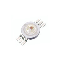 20X Hight quality six pin 9W RGB LED chip 6 pin rgb diode le...