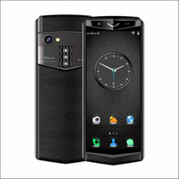 K Touch M17 Mini Pocket Cellphone Dual SIM Card 64GB + 128 GB Telefoni cellulari Téléphone Custodia in pelle Whatsapp Facebook Smartphones 4G LTE Phone per studenti