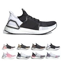 2019 Ultra Boosts 5.0 19 B37704 Hommes Chaussures De Course À Chaussures Laser Rouge Oreo ultraboost Uncaged Femmes Baskets Baskets Chaussures Designer Avec Boîte
