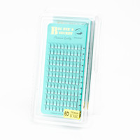 Big Eye Volume 6D Long Stem False Eyelashes 0. 07 0. 10 Thickn...