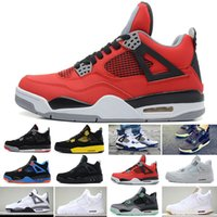 outlet store 5a634 00ecf Nike Air Jordan 1 4 6 11 12 13 2019 4 4s Herren-Basketballschuhe Motosports