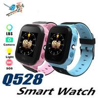 Q528 Смарт Часы Детские Наручные Часы Водонепроницаемые Детские Часы С Удаленной Камерой SIM-Звонки Подарок Для Детей pk dz09 gt08 a1l SmartWatch