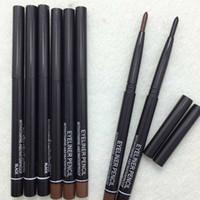 Impermeabile a scomparsa Rotary matita di sopracciglio del Eyeliner della penna Eye Liner Pencil donne trucco cosmetici Strumenti 2 stili RRA1260