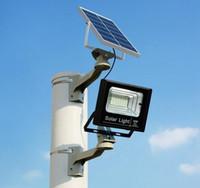 옥외 태양 빛 방수 IP67 LED 홍수 빛 가정 먼 정원을위한 똑똑한 먼 태양 스포트라이트 램프를 가진 잔디밭 LLFA