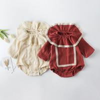697f93c2c Wholesale Linen Baby Rompers - Buy Cheap Linen Baby Rompers 2019 on ...