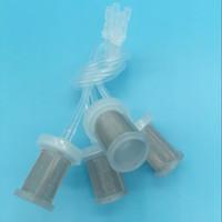 10 unids / lote Eco solvente plotter solvente impresora sub tanque filtro Infiniti Zhongye Flora Gongzheng Wit color botella de tinta tanque filtro