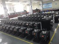 Высокое давление канифоль пресс машина Нет необходимости компрессор воздуха двойной нагревательные плиты 20ton PURE ELECTRIC с LCD сенсорным экраном Panal