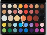 Brand 39 colors eye shadow Palette Matte Shimmer Eye shadow ...