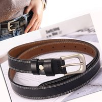 Wholesale-high quality brand Men's Belt Genuine Leather fashion Belt luxury Smooth Buckle Business Casual designer belts Free Shippiing