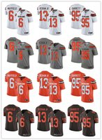 Cleveland Men Women Youth Browns Jersey #13 Odell Beckham Jr...